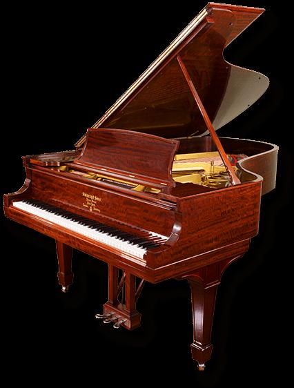 Piano Restoration, Restored 1915 Steinway B